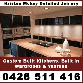 Kristen Mckey Detailed Joinery